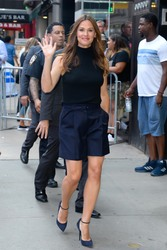 Jennifer Garner Visits 'Good Morning America' in New York City 07/16/20180de706921666624