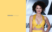 Nathalie Emmanuel : Sexy Wallpapers x 19