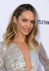 Candice Swanepoel - The Daily Front Row's 5th Annual Fashion Awards in LA 3/17/19