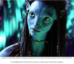 Аватар / Avatar (Сэм Уортингтон, Зои Салдана, Сигурни Уивер, 2009) E745601091452604
