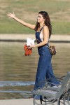 Selena Gomez at Lake Balboa park in Encino 02/02/2018b83cf1737640493