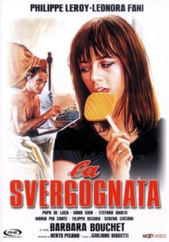 La svergognata (1974) DVD5 Copia 1:1 ITA