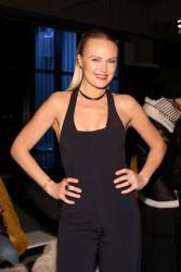 Malin Akerman - Cushnie Et Ochs Fashion Show in NYC 2/9/18