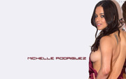 Michelle Rodriguez : Hot Wallpapers x 7