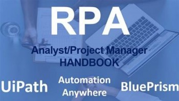RPA Analysis & Strategy UiPath Blue Prism Automation