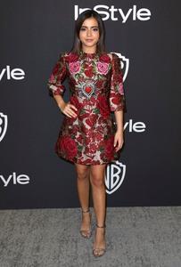 Isabela Moner - 2019 InStyle And Warner Bros. Golden Globe Awards After Party 1/6/19