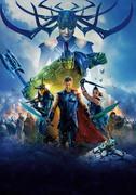 Тор 3: Рагнарёк / Thor: Ragnarök (Крис Хемсворт, Том Хиддлстон, Идрис Эльба, 2017)  F7414b969394164