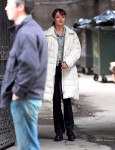 Ella Purnell -            ''Sweet Bitter'' Set New York City October 26th 2017.
