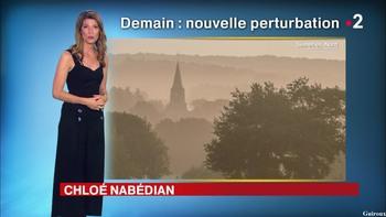 Chloé Nabédian - Août 2018 Ad4052948340144