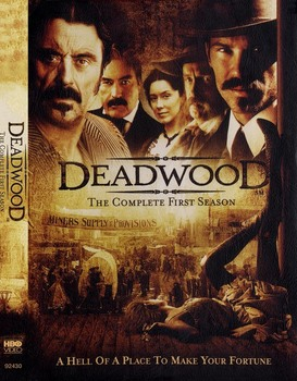 Deadwood - Stagione 1 (2004–2006) 4XDVD9 COPIA 1:1 ITA MULTI