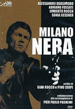 Milano nera (1961) DVD5 Copia 1:1 ITA