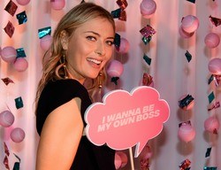 Maria Sharapova - Evian I Wanna Party in New York, 8/23/2018