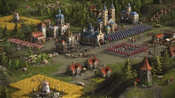 Казаки 3 / Cossacks 3: Digital Deluxe Edition (2016-2018) Multi/RUS/ENG/RePack