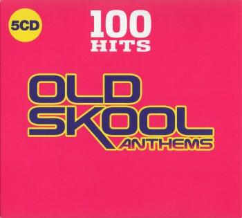 100 Hits - Old Skool Anthems (5CD Hits Digipack) (2019) Full Albüm İndir