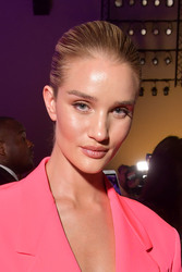 Rosie Huntington-Whiteley - Versace Fashion Show in Milan 9/21/18
