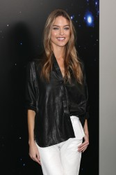 Martha Hunt - Zadig & Voltaire Fashion Show in NYC 2/12/18