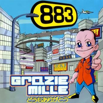 883 - Grazie Mille (1999) .flac -986 Kbps