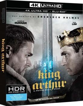 King Arthur - Il potere della spada (2017) Full Blu-Ray 4K 2160p UHD HDR 10Bits HEVC ITA DTS-HD MA 5.1 ENG TrueHD 7.1 MULTI