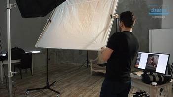 Съемка НЮ: имитация естественного света в фотостудии (2018) Мастер-класс