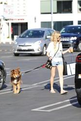 Amanda Seyfried - Shopping in West Hollywood 3/8/18