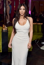 Kim Kardashian - 'Against Evil Eye' by Lorraine Schwartz Launch in LA 3/13/18