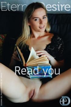 Susana Gil - Read You    04/28/19