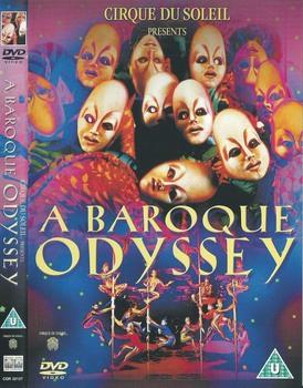 Cirque du Soleil - Baroque Odyssey (1994) DVD5 COPIA 1:1 ENG