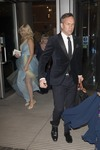 Holly Willoughby leaving the National Television Awards in London 1/23/18