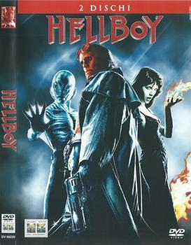 Hellboy [Edizione speciale] (2004) 2xDVD9 COPIA 1:1 ITA ENG