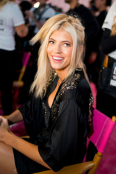 Devon Windsor - 2018 Victoria's Secret Fashion Show in NYC 11/8/18