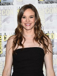 Danielle Panabaker - 'The Flash' Press Panel at Comic-Con in San Diego 7/21/18