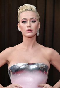 Katy Perry - 61st Annual GRAMMY Awards in LA 2/10/19