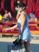 Stephanie Pratt in Bikini on the Beach in Mykonos 06/19/201848b0d4899337314