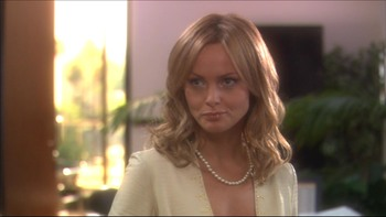Izabella Scorupco in Cougar Club caps (x17)