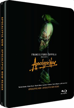 Apocalypse Now - Collector's Edition - Edizione Limitata [3 Blu-Ray] (1979-2011) Full Blu Ray AVC 103Gb ITA JAP DTS-HD MA 2.0 ENG DTS-HD MA 5.1