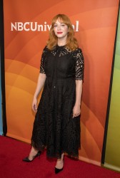 Christina Hendricks - 2018 NBCUniversal Winter Press Tour in Pasadena 1/9/18