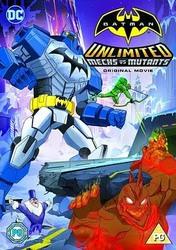 蝙蝠侠无极限:机甲大战变种异煞 Batman Unlimited: Mech vs. Mutants