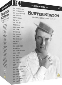 Buster Keaton - The Complete Short Films (1917-1923) 4xDVD9 Copia 1:1 MUTO