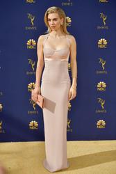 Vanessa Kirby - 70th Emmy Awards in LA 9/17/18