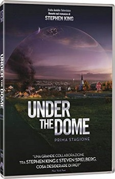 Under The Dome - Stagione 1 (2013) 4 x DVD9 Copia 1:1 ITA/ENG/FRE/GER