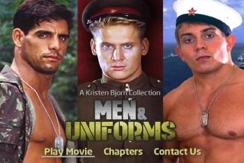 Men & Uniforms DVD9