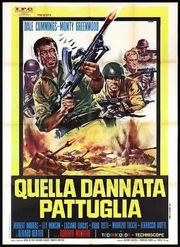 Quella dannata pattuglia - Versione import (1968) DVD5 COPIA 1:1 ITA SPA