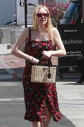 Dakota Fanning - Out in Beverly Hills 4/23/18