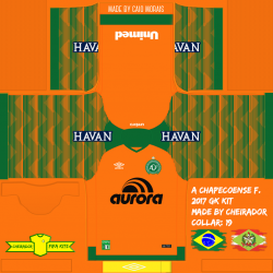 Brazilian kits by cheirador | Page 3 | Soccer Gaming