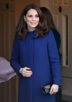 Kate Middleton -                Action on Addiction Community Treatment Centre Opening Wickford February 7th 2018.