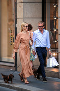 Kelly Rutherford -                        Milan Italy June 26th 2018.