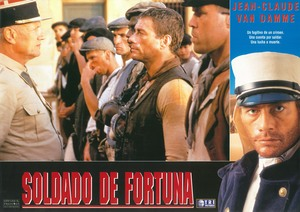 Легионер / Legionnaire; Жан-Клод Ван Дамм (Jean-Claude Van Damme), 1998 F238991085901364