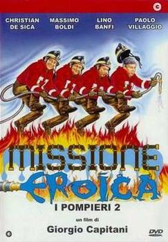 Missione eroica - I pompieri 2 (1987) DVD5 Copia 1:1 ITA