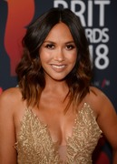 Myleene Klass -                           Classic BRIT Awards London June 13th 2018.