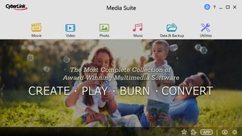 CyberLink Media Suite 16.0.0.1807 Ultimate (MULTI/ENG)